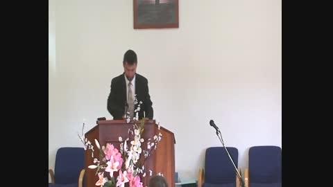 Pastor Ian Western