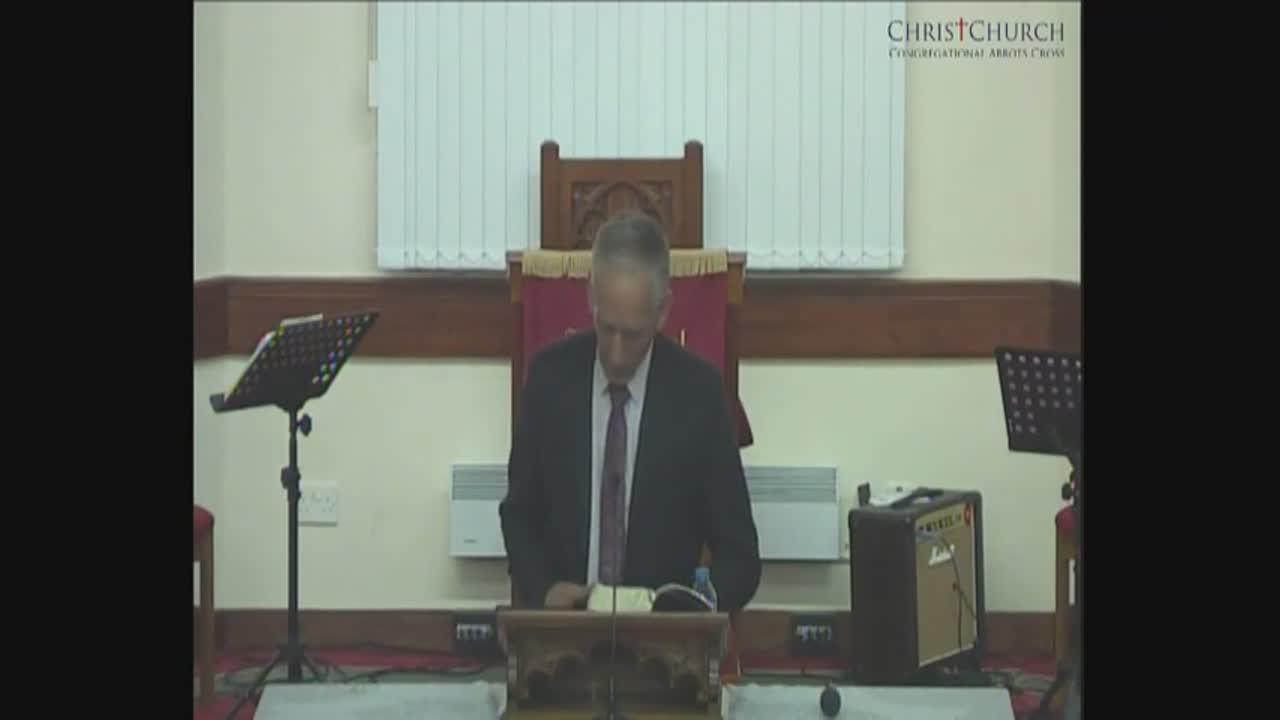 Rev Trevor Gillanders