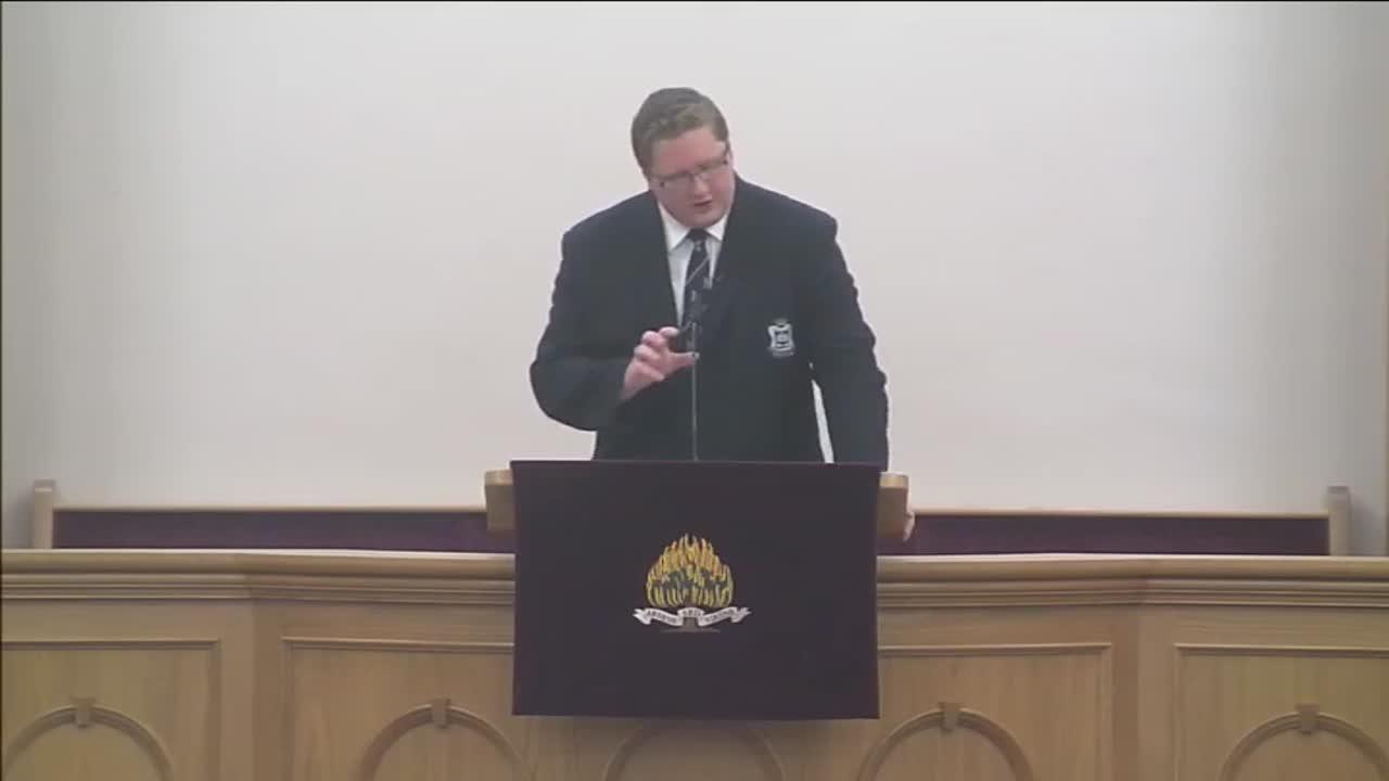 Rev. Daniel Henderson