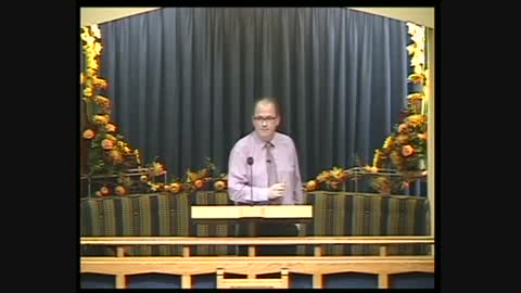 Pastor Ian Wilson