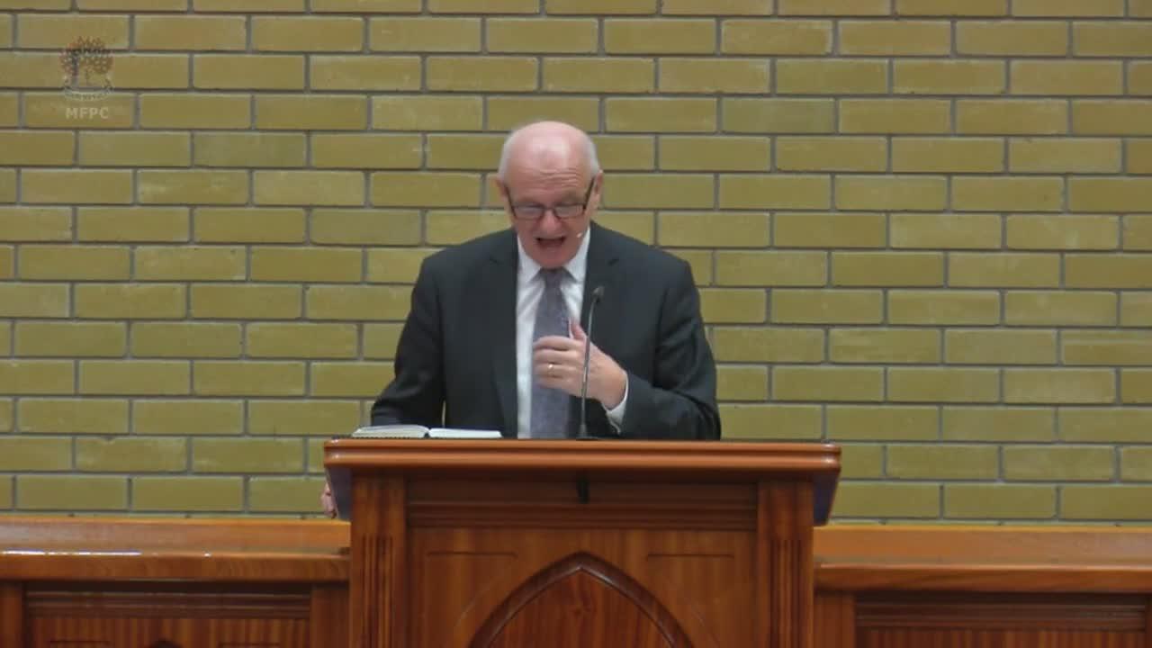 Rev. William McCrea