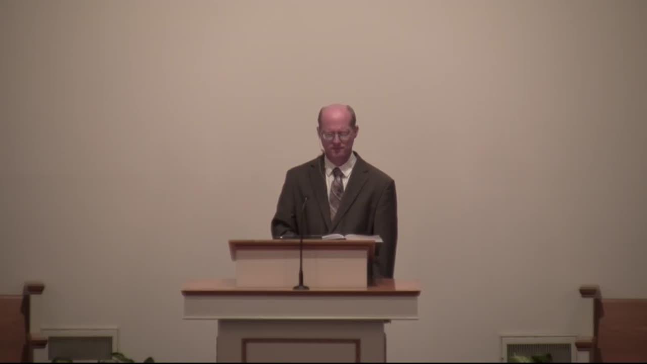 Rev. Douglas Kuiper