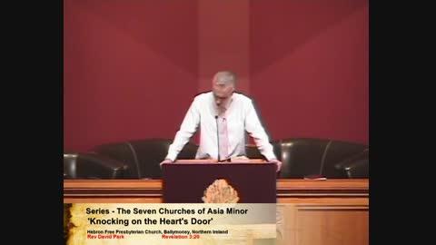 Rev. David Park