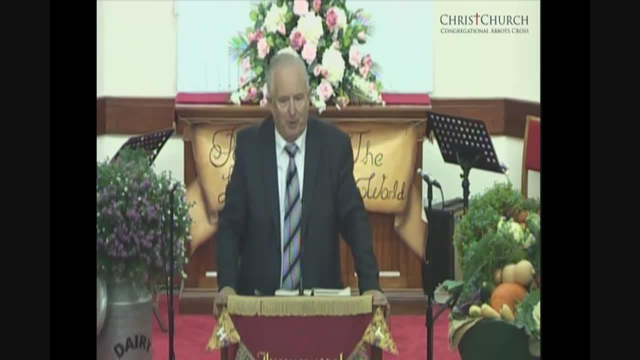 Rev. Stanley Barnes
