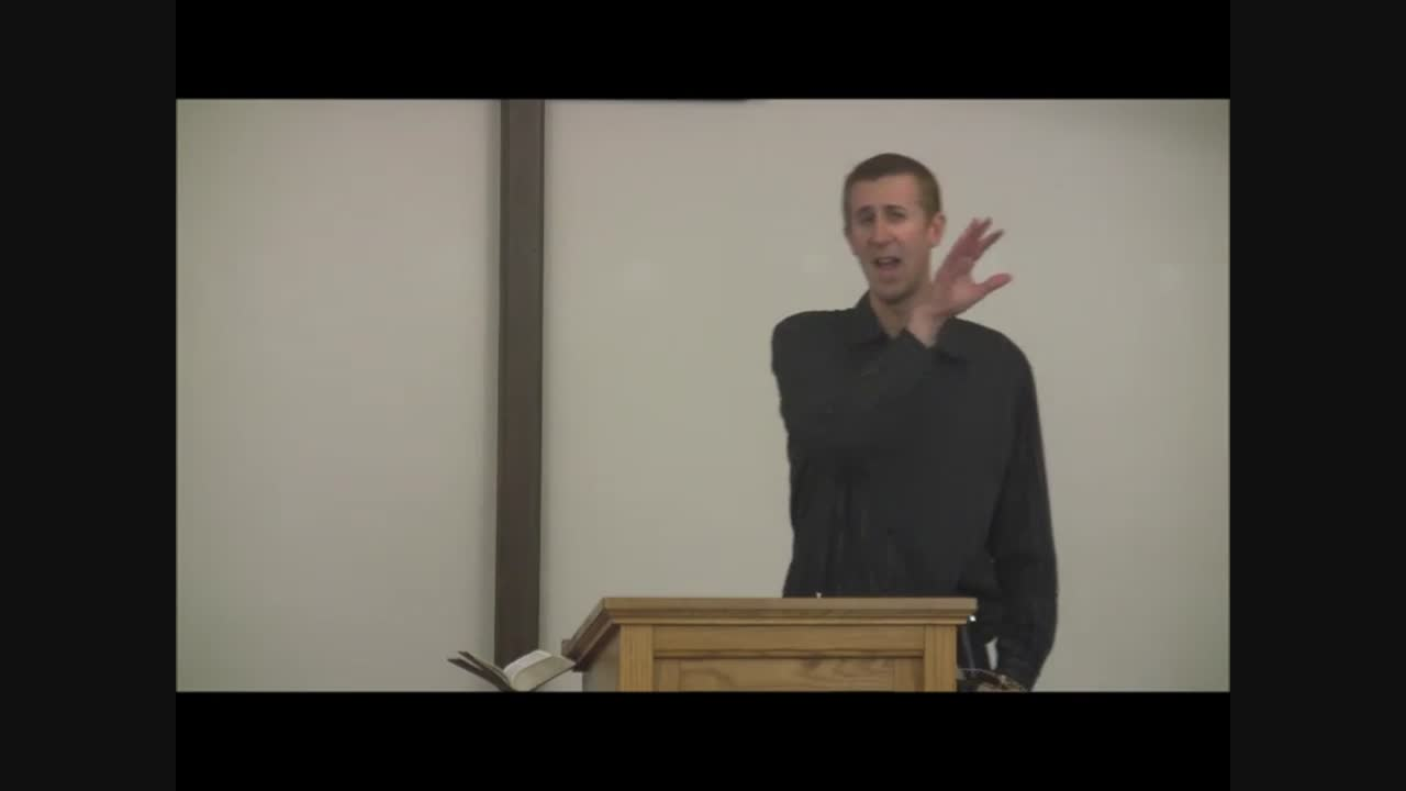 Rev. Ryan Kron