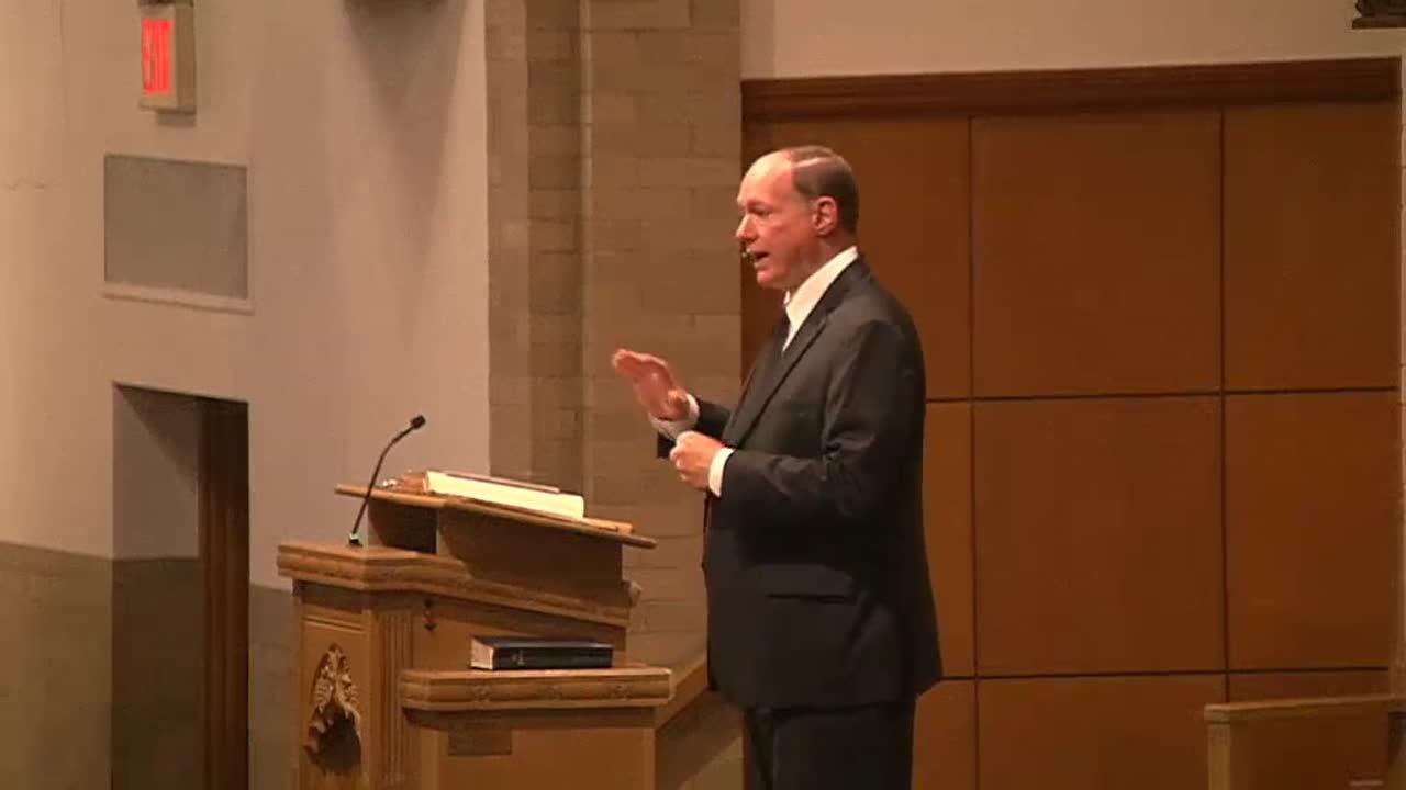 Pastor David Lipsy