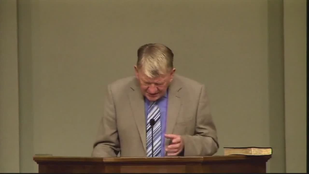 Pastor Edward Donnelly