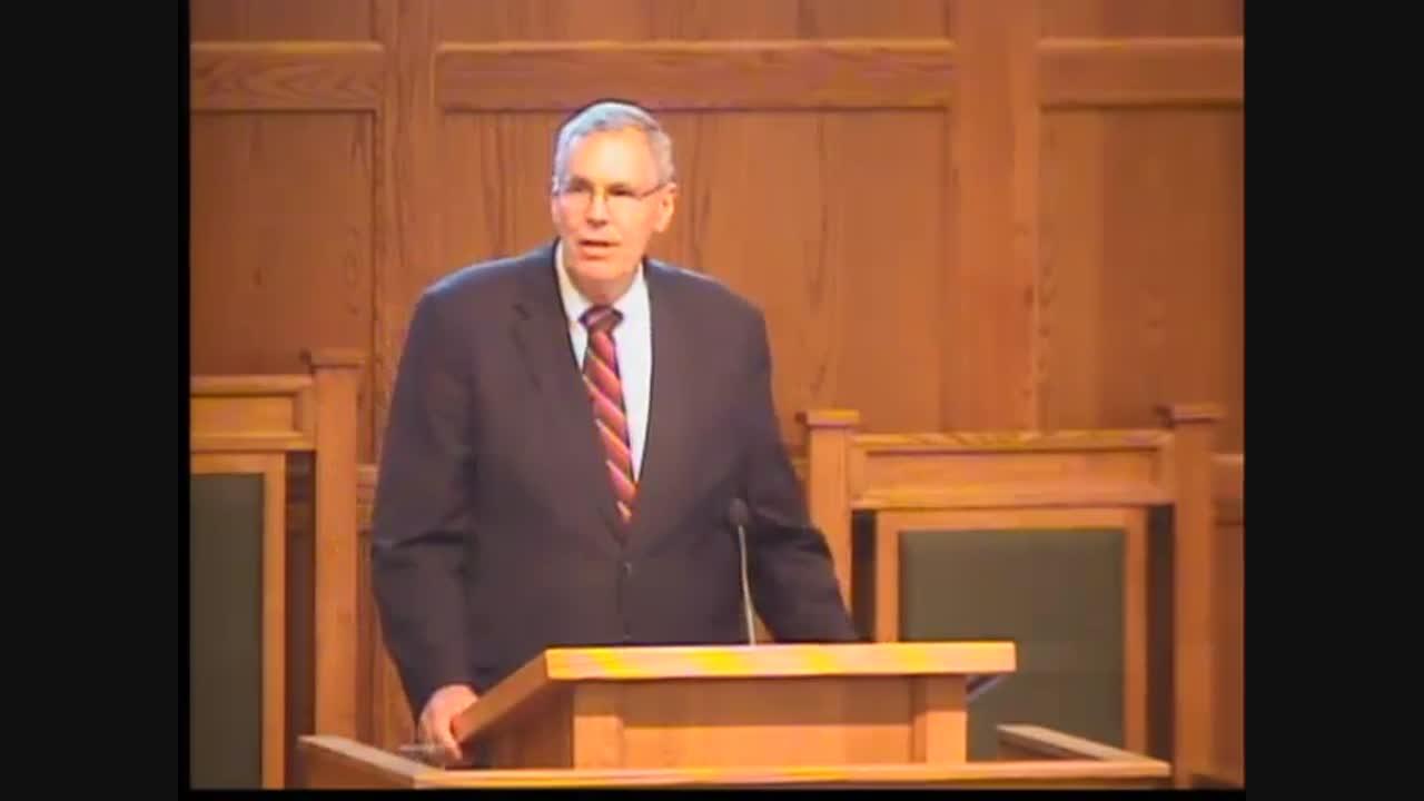 Rev. James Slopsema