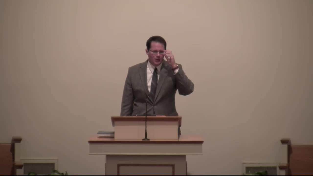 Rev. Nate Decker
