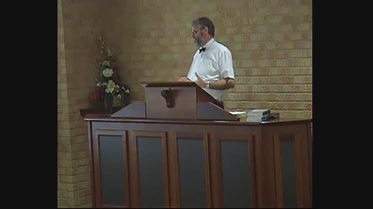 Rev Dr Roger Dean Anderson