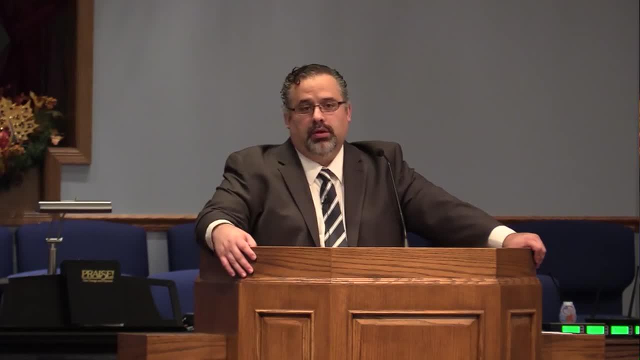 Evangelist Ben Everson
