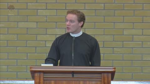 Rev Ryan McKee