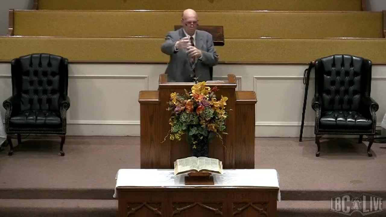 Pastor DeWayne Nichols