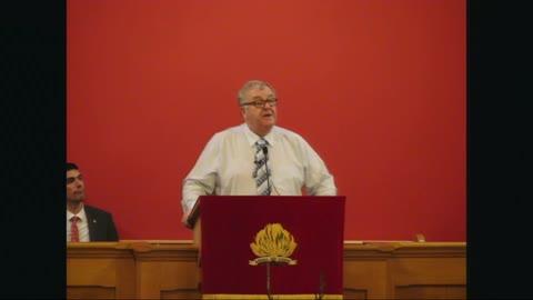 Rev. Trevor Baxter