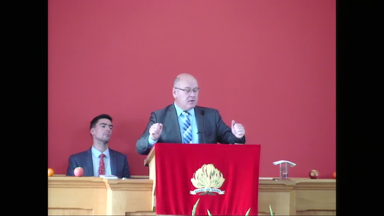 Rev. David McMillan