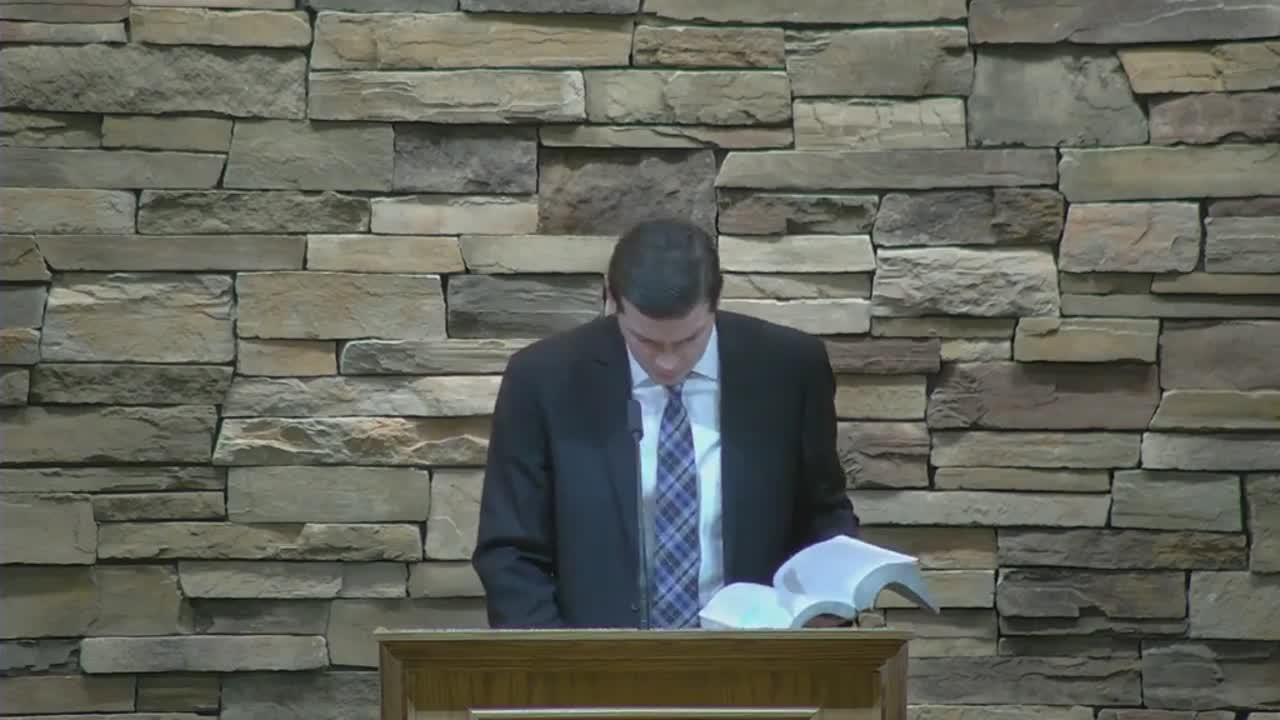 Rev. Jonathan Langerak