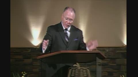 Pastor Mark Chappell