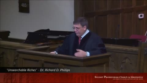 Dr. Richard D. Phillips