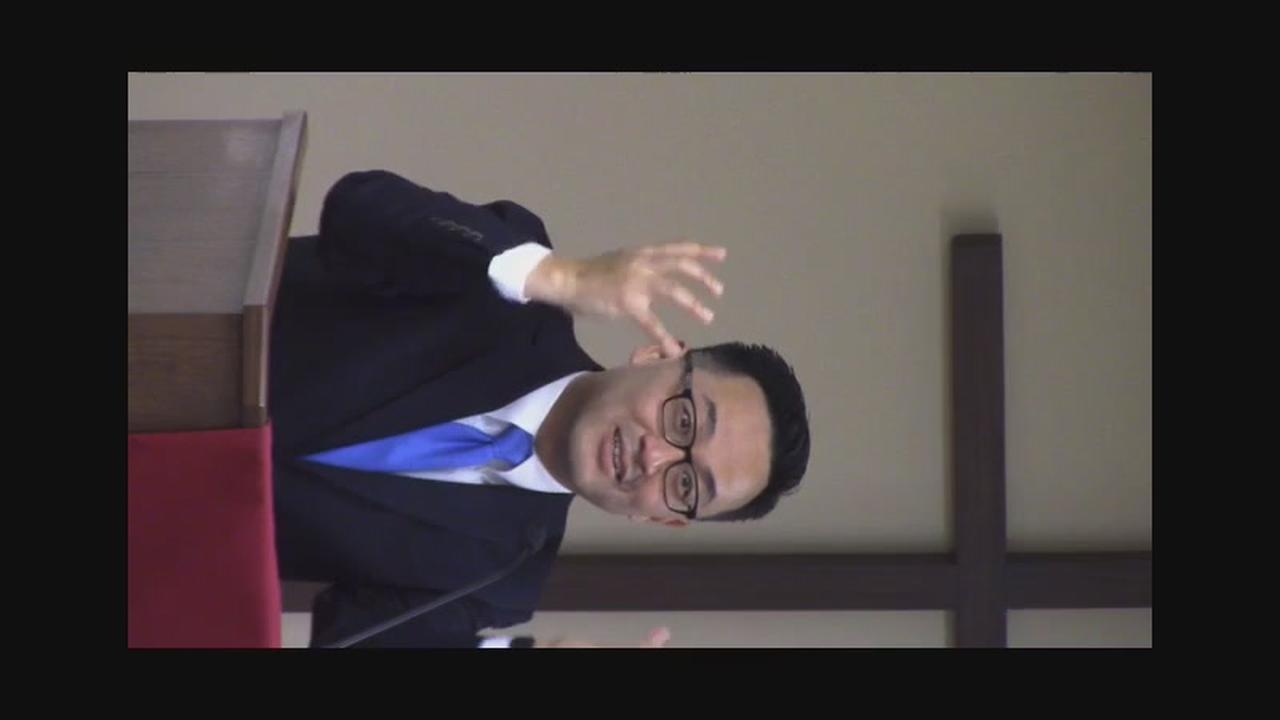 Rev. Joel Kim