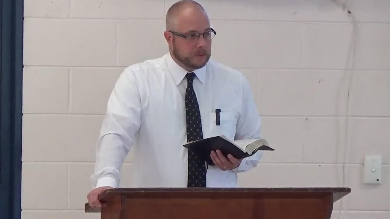 Rev. Andrew Lanning