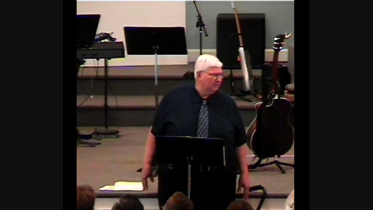 Rev. Dave Sanford
