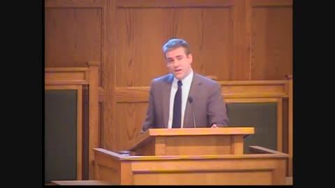 Rev. Ryan Barnhill