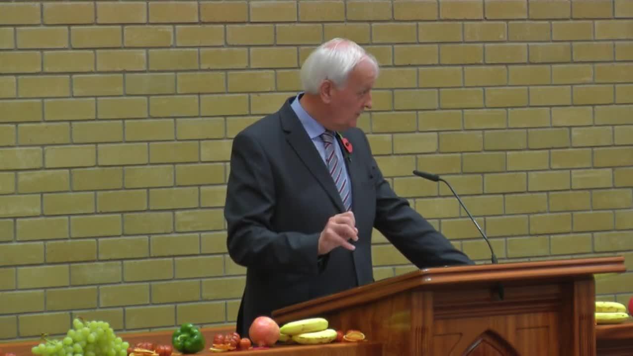 Rev. Gordon Ferguson