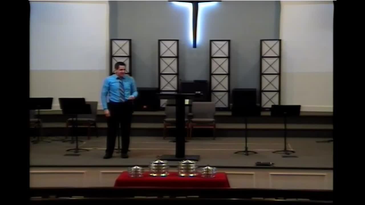 Rev. Chris Arcadi