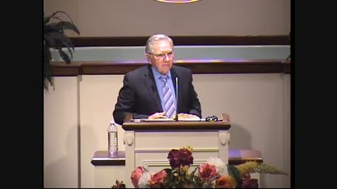 Elder Herb Hatfield