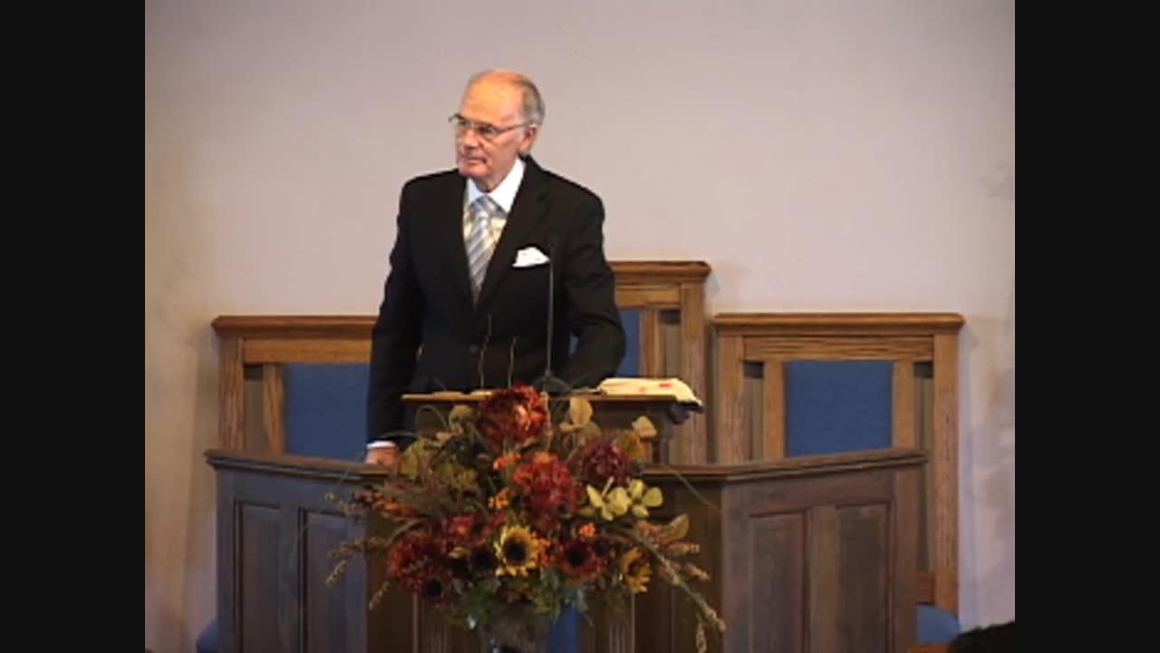 Rev. Reginald Cranston