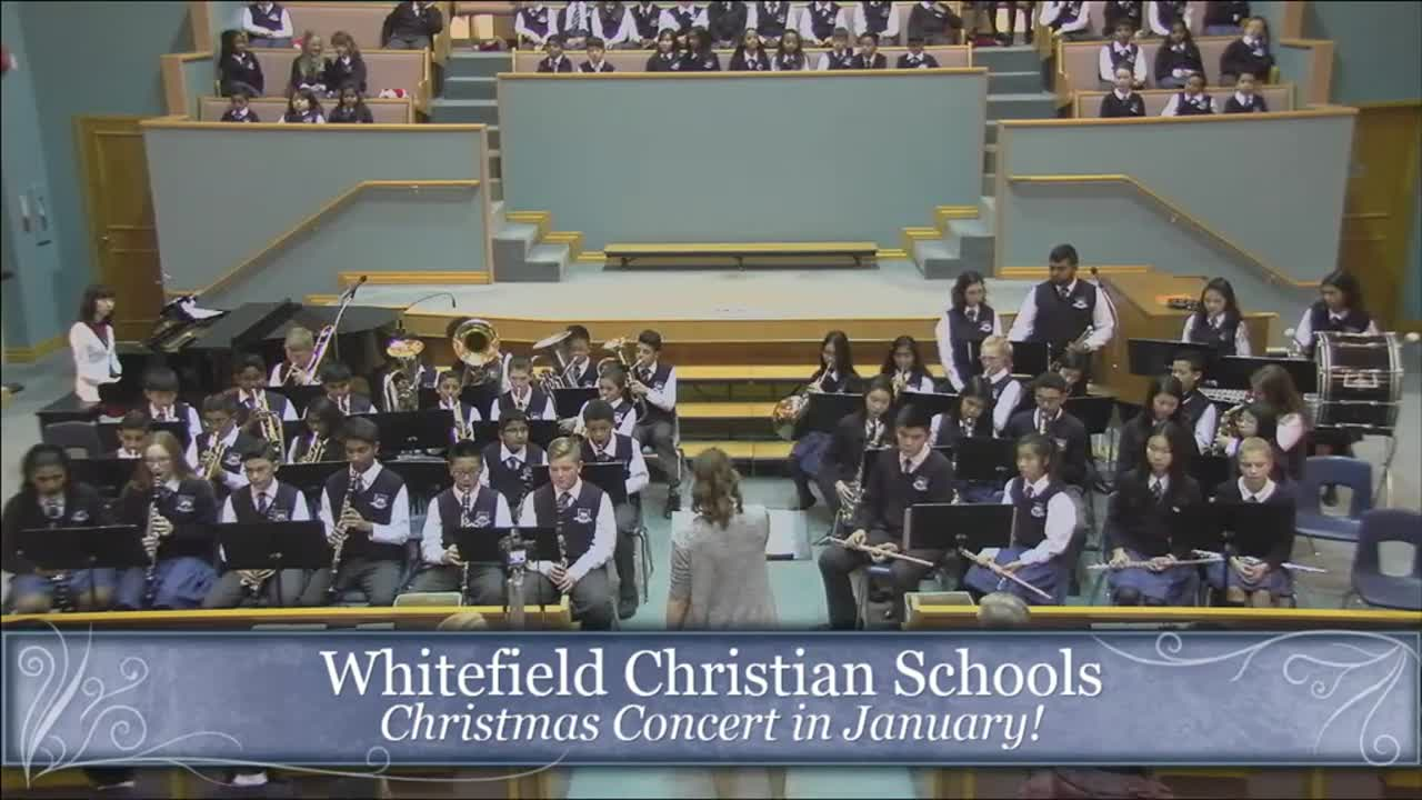 Whitefield Christian Schools