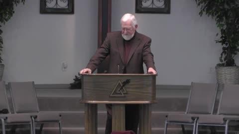 Pastor Dan Schiel
