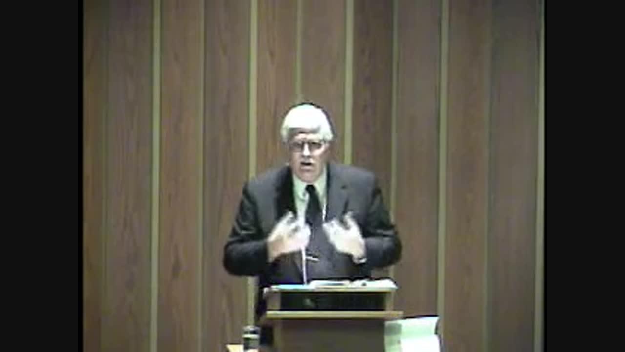 Rev. Donald VanderKlok