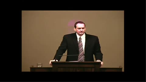 Pastor Cory Griess