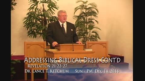 Dr. Lance T. Ketchum
