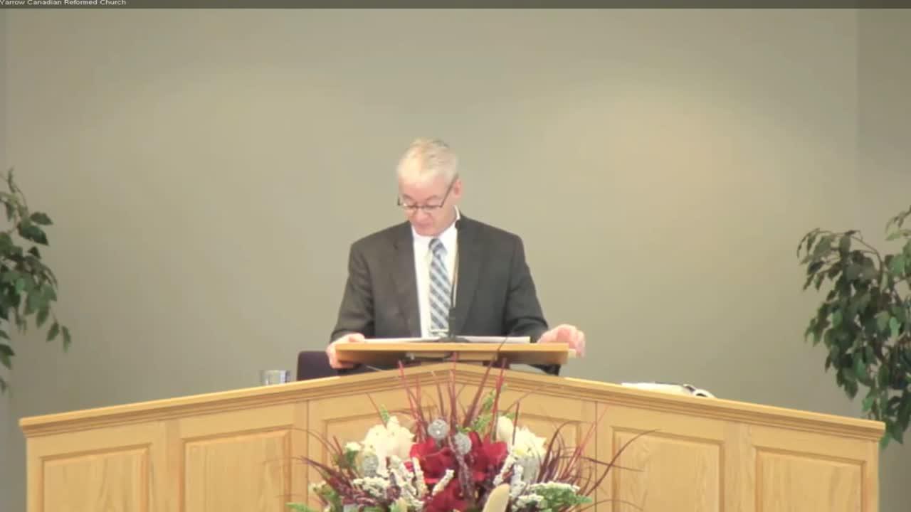 Rev. Bill Wielenga