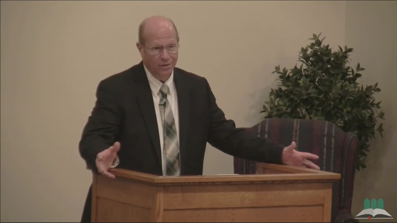 Rev. Wilbur Bruinsma
