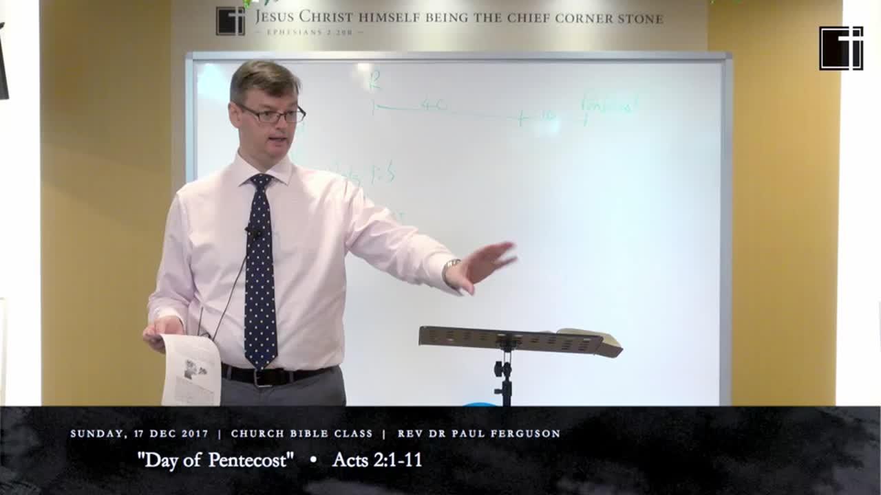 Rev Dr Paul Ferguson