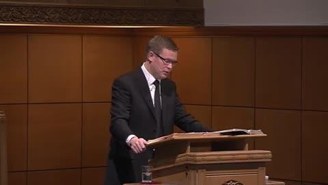 Rev. David VanBrugge