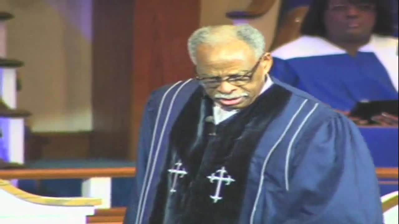 Pastor William H. Walker, Sr
