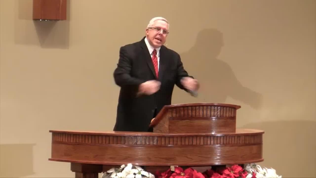 Pastor Marc Brashear