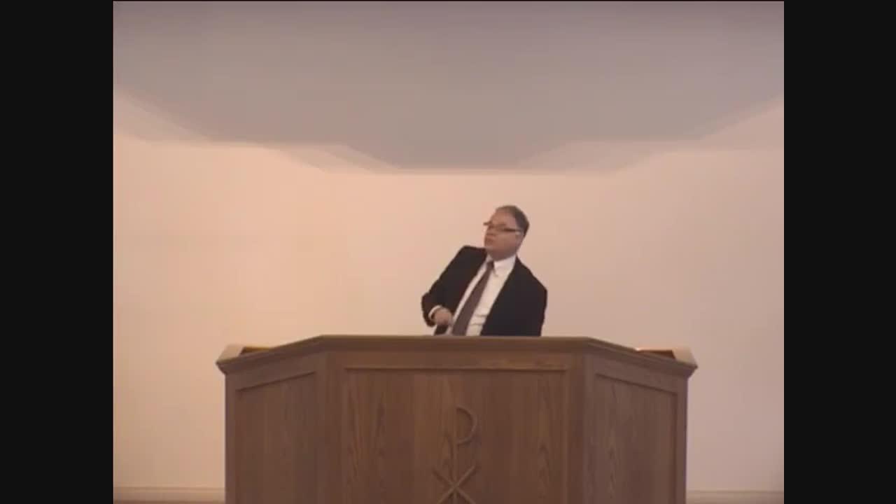 Pastor Jack Schoeman