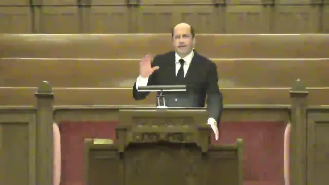 Rev. J. A. VandenBerg