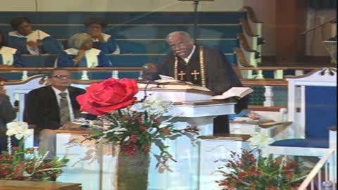 Pastor William H. Walker, Sr
