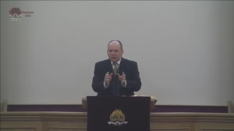 Rev Andrew Patterson