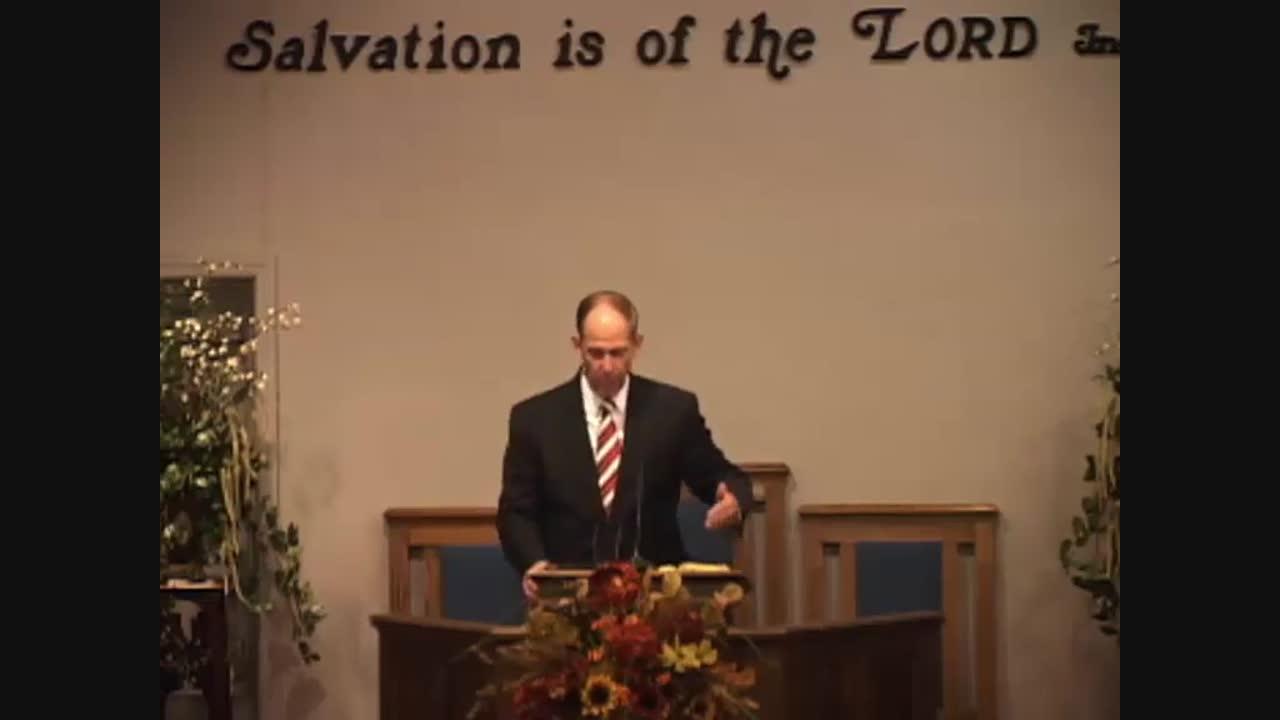 Rev. David Mook