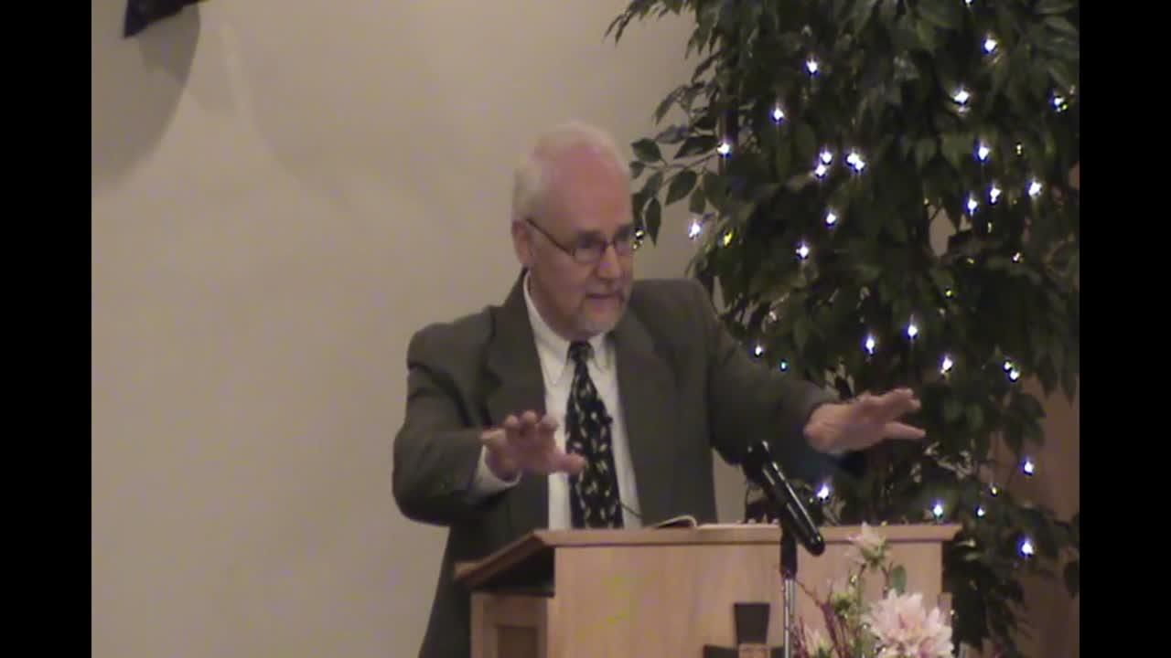 Pastor Dave Davenport