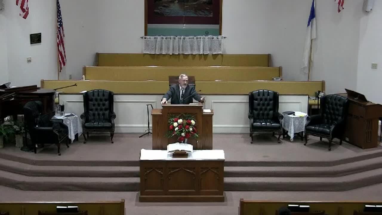 Associate Pastor Chris Block