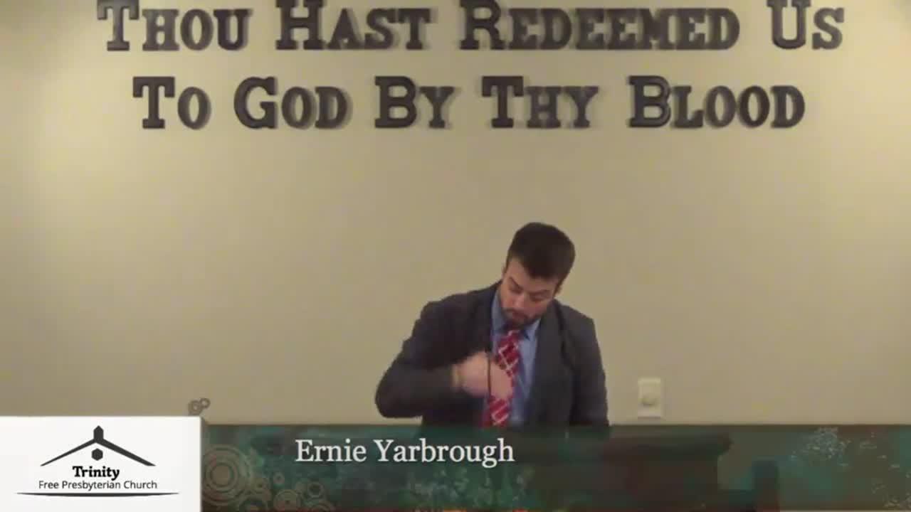 Ernie Yarbrough