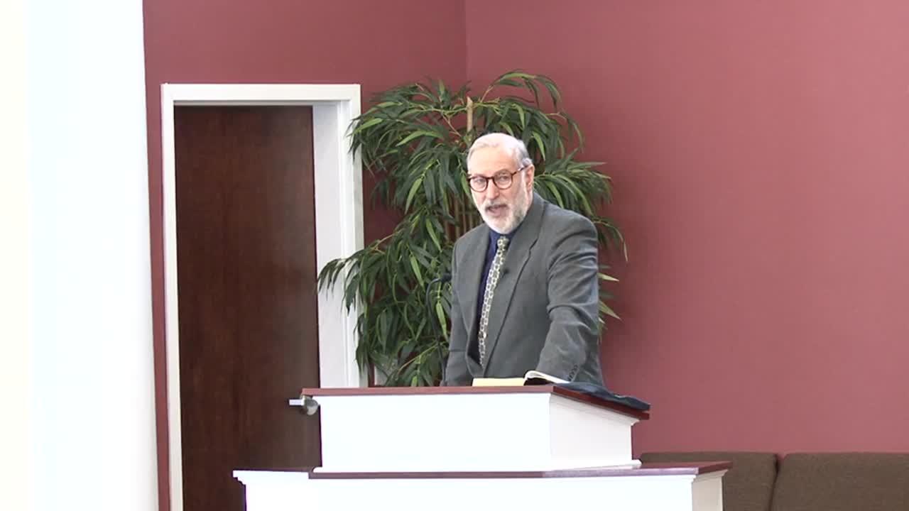 Rev. David Brame